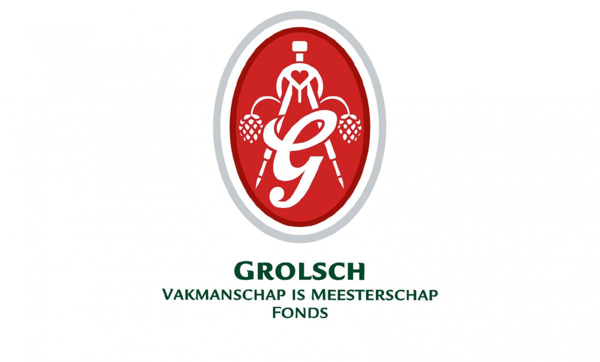 Grolsch Vakmanschap is Meesterschap Logo
